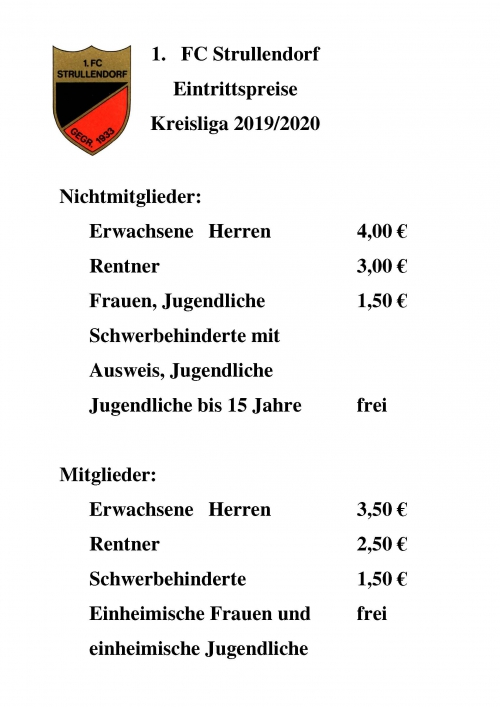 1  FC Strullendorf
